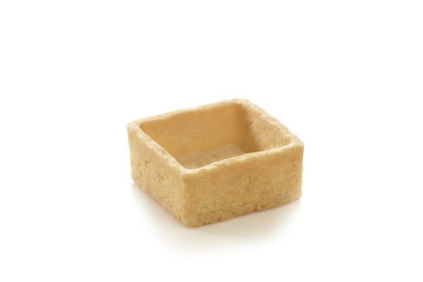 Mini tartaletas cuadradas dulces